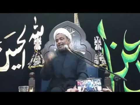 Xxx Mp4 Maulana Wasi Hasan Khan 1st Majalis 1440 2018 Hussainiya Jamadar Kuwait 3gp Sex