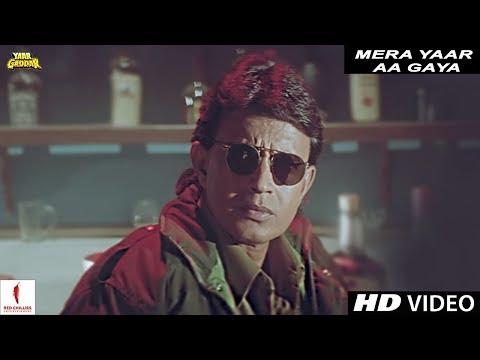 Xxx Mp4 Mera Yaar Aa Gaya Yaar Gaddar Full Song HD Mithun Chakraborty Saif Ali Khan Somy Ali 3gp Sex