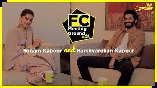 FC Meeting Ground | Sonam Kapoor & Harshvardhan Kapoor