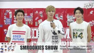 [SMROOKIES SHOW] -PROMOTION VIDEO [10]- TAEIL, HANSOL, JAEHYUN