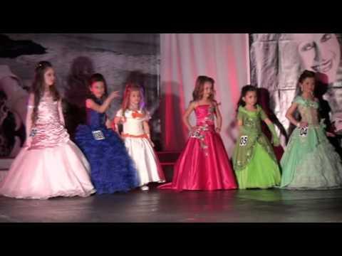 Miss RS 2011 Infantil DESFILE GALA BABY&MINI