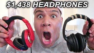 $4 Headphones Vs. $1,438 Headphones