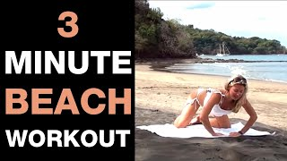 Beach Babe Workout Pt 2
