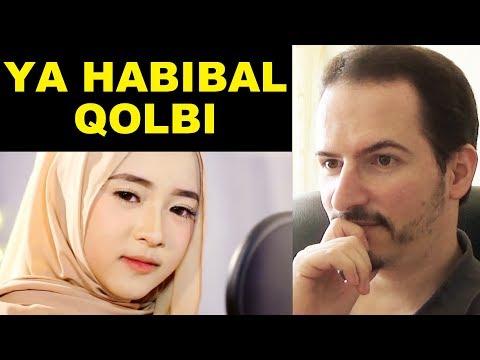 YA HABIBAL QOLBI - Sabyan Cover Song-Video REACTION + REVIEW