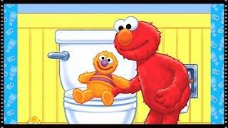 Elmo Potty Time