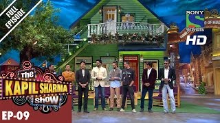 The Kapil Sharma Show - दी कपिल शर्मा शो-Ep-9-Housefull of Masti continues –21st May 2016