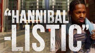 Bboy Hannibal of 360 Flava | Silverback Bboy Events x YAK FILMS