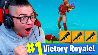 GUIDED MISSILES & JETPACKS *RETURN* TO FORTNITE: BATTLE ROYALE! ROAST BATTLE ON SQUEAKER KIDS!