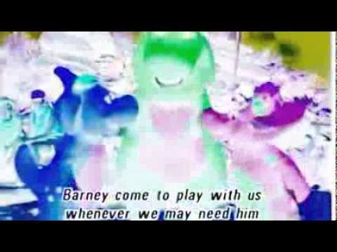 Barney Theme Song G Major