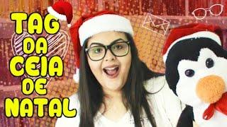 TAG DA CEIA DE NATAL 2016 | Kabook TV