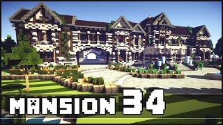 Minecraft - Epic Mansion 34