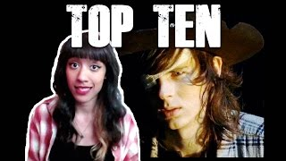 Top Ten Reasons Carl Grimes Is Not A Whiny Brat