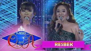 It's Showtime Miss Q & A Resbek: Elsa Droga vs. Kristine Ibardolaza | Di Ba? Teh! | Part 1