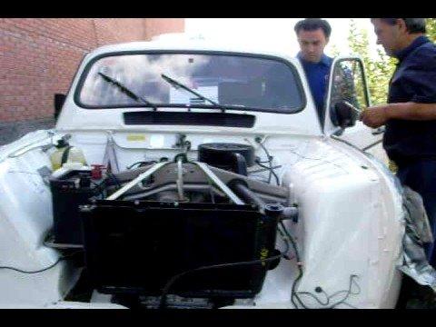 REPARACION MOTOR RENAULT 4 juanlu4L