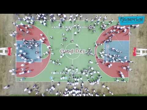 Aerial Footage SMAN 17 Surabaya