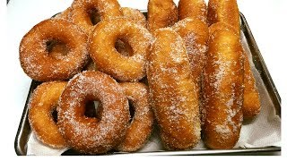 Very soft CHEESE DONUTS😋my kids favorite/ with recipe