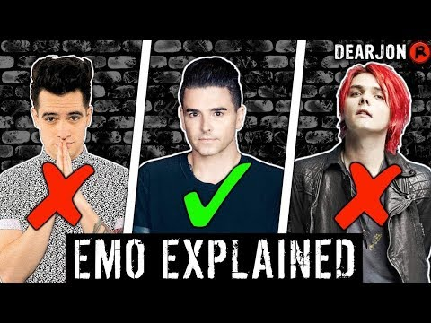 Xxx Mp4 Emo Explained What Is Isn't Emo 3gp Sex