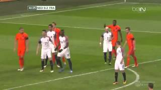 Résumé du match France 2-3 PaysBas