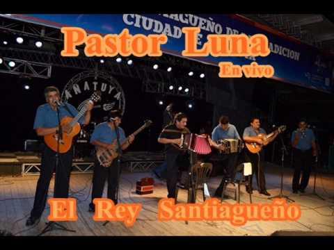 Pastor Luna en vivo Duelo del chamamé