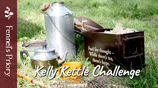 Kelly Kettle Challenge