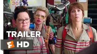Ghostbusters Official Trailer 2 2016 - Kristen Wiig, Melissa McCarthy Movie HD