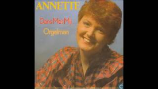 Annette - Orgelman (1982)
