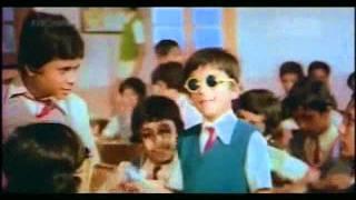 Masterji ki aa gayi chitthi.. Shivangi & Padmini Kolhapure-Gulzar -R D Burman-Kitaab 1977