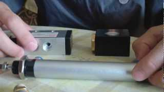 How to make a semi-automatic airgun (version 2 part 1) 自制气枪