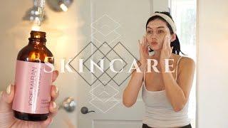 Skincare Routine 💦| MicaelaKBeauty