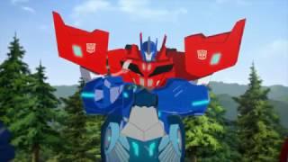 Transformers España - Robots In Disguise: Optimus Prime, poderes activados