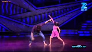 Soumya and Raghav best performance!! Dance India Dance Little Masters 4th August 2012