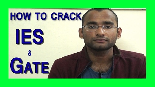How to crack the IES exam - Interview by topper