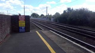 The Train Tone And Thrash Lover Windpwhangimg On 90034 Arriving Into Stowmarket | 09/08/2016