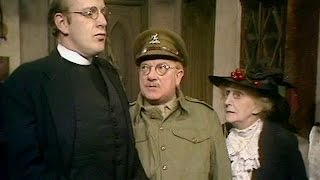 Dad's Army - The Bullet is not for Firing - ... we are standing shoulder to shoulder...