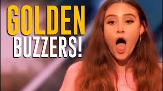 ALL 5 GOLDEN BUZZERS on America