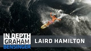 Laird Hamilton: My closest calls with death