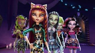 ♥♥ Monster High Fusion Monstrueuse Film D'animation Complet en Français ♥♥