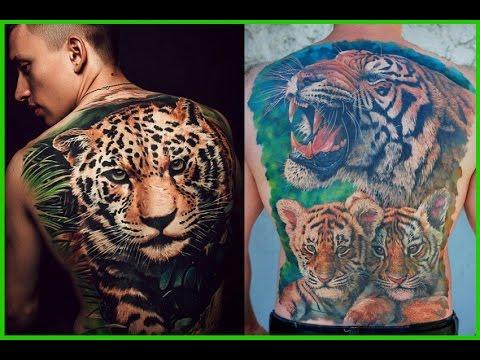 Women xxx with tiger photo