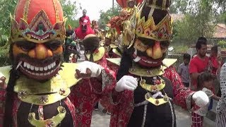 Dayuni - odong odong singa dangdut Buta Sanga di Bekasi