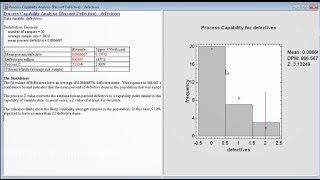 Statgraphics Webinar:  Capability Analysis