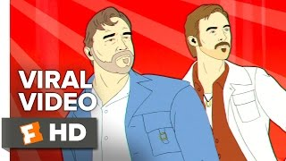 The Nice Guys Viral Video - Animated Short (2016) - Ryan Gosling, Russell Crowe Movie HD