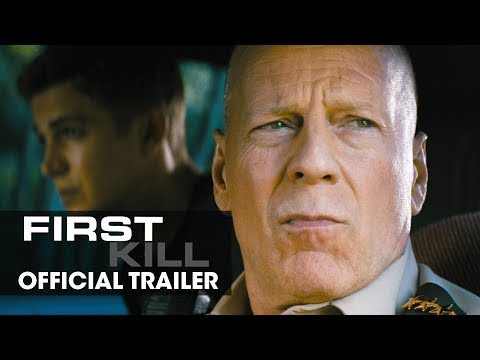 Xxx Mp4 First Kill 2017 Movie Official Trailer Bruce Willis Hayden Christensen 3gp Sex