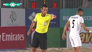 Beach Soccer  Intercontinental Cup 2017   IRAN -  RUSSIA