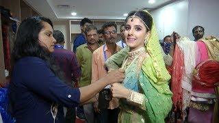 Amma Mazhavillu l Aniyara- Isha Talwar in costume unit for a safety pin! l MazhavilManorama