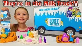 """Lost Kitties Blind Bags Opening! """"Who'z Hidin Inside??!"""" Brand New Toys from Hasbro"""