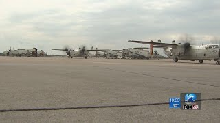 """VRC-40 """"The Rawhides"""" return from deployment"""