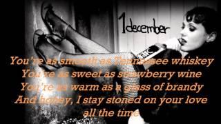Chris Stapleton  Tennesse Whiskey Lyric Video