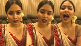 হটাৎ ফেসবুক লাইভে এসে একি বলল অভিনেত্রী ভাবনা | Actress Vabna Facebook Live | Bangla News Today