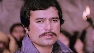 Rajesh Khanna decides to Leave His gang - Goraa Scene