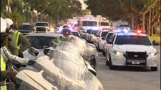 PBSO Hurricane Irma Relief Mission to Monroe County